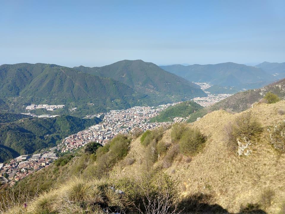 Ed ecco Lumezzane e la vicina Valle Trompia