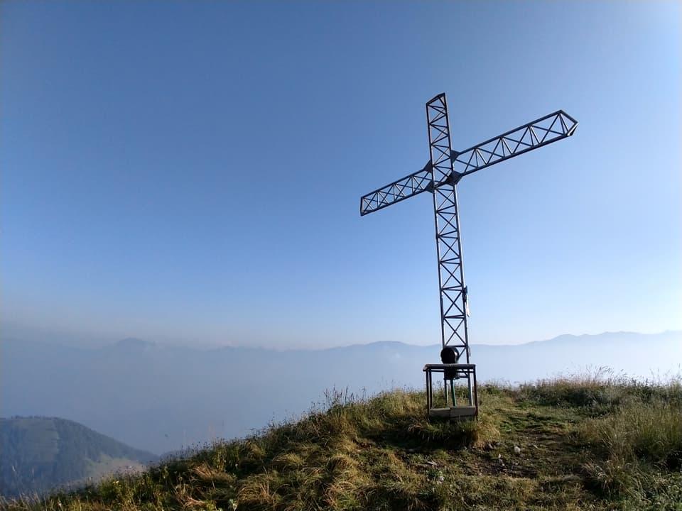 Eccomi giunto alla prima meta della giornata, il Monte Ario