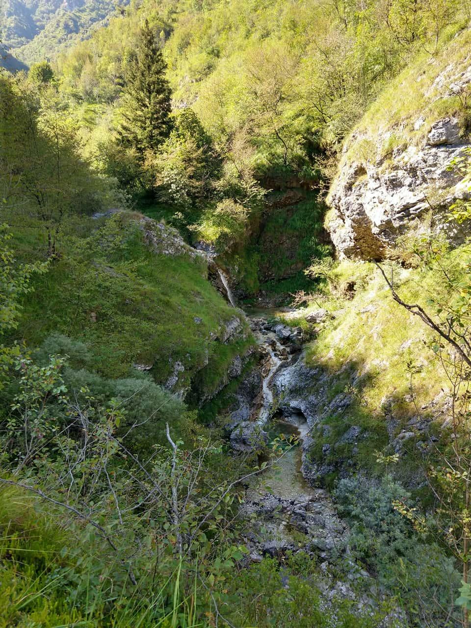 Lo splendido torrente Lembrio e la sua valle rappresentano un luogo di ristoro e relax per gli abitanti della Valle Trompia.